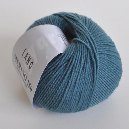 Пряжа для вязания и рукоделия Merino 150 (Lang Yarns) цвет 0274, 150 м