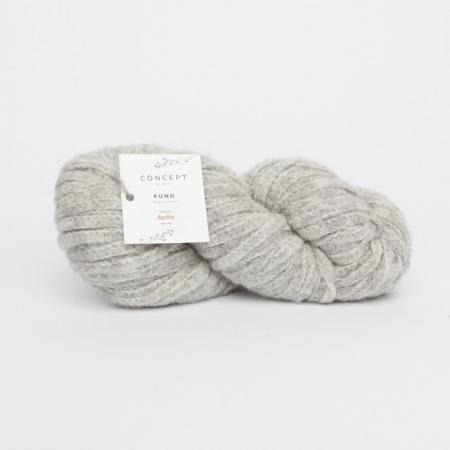 Пряжа для вязания и рукоделия Puno (Katia) цвет 75, 90 м