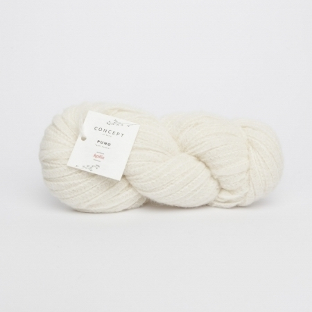 Пряжа для вязания и рукоделия Puno (Katia) цвет 74, 90 м