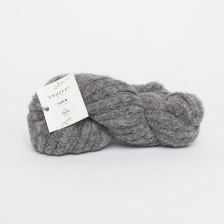 Пряжа для вязания и рукоделия Puno (Katia) цвет 76, 90 м