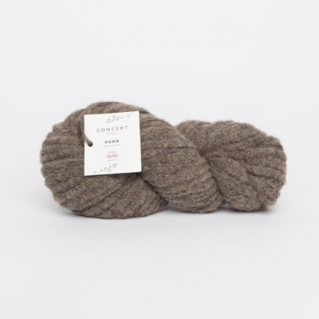 Пряжа для вязания и рукоделия Puno (Katia) цвет 72, 90 м