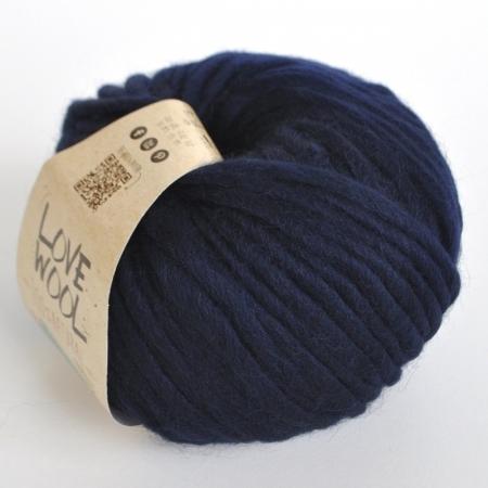 Пряжа для вязания и рукоделия Love Wool (Katia) цвет 121, 50 м
