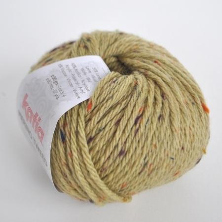 Пряжа для вязания и рукоделия Merino Tweed (Katia) цвет 410, 80 м