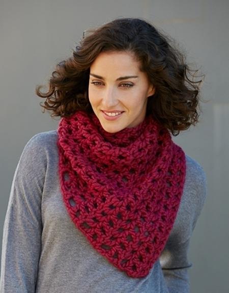 Бактус из пряжи Katia Love Wool (Katia)