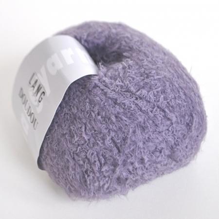 Пряжа для вязания и рукоделия Doudou (Lang Yarns) цвет 0090, 155 м