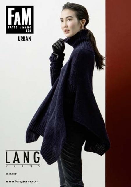 Журнал Lang Yarns Fam № 238 Urban