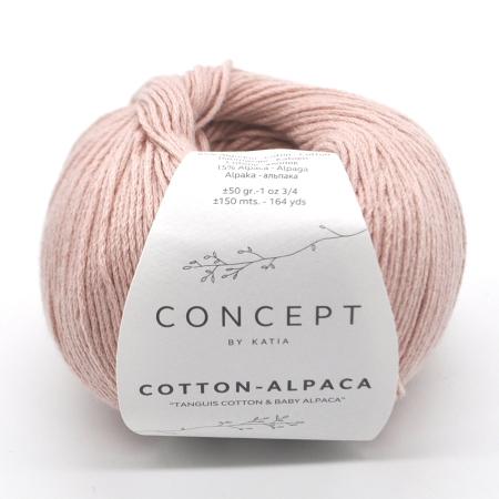 Страница серии Cotton-Alpaca (Katia)
