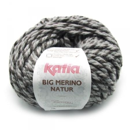 Страница серии Big Merino Natur (Katia)