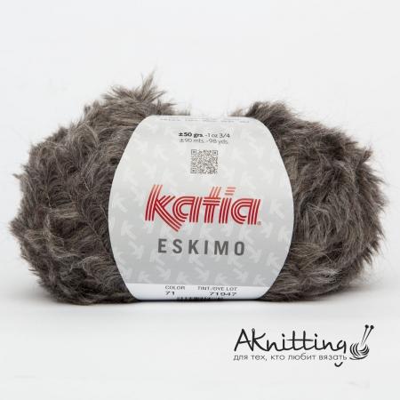 Пряжа Katia Eskimo