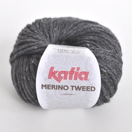 Пряжа Katia Merino Tweed