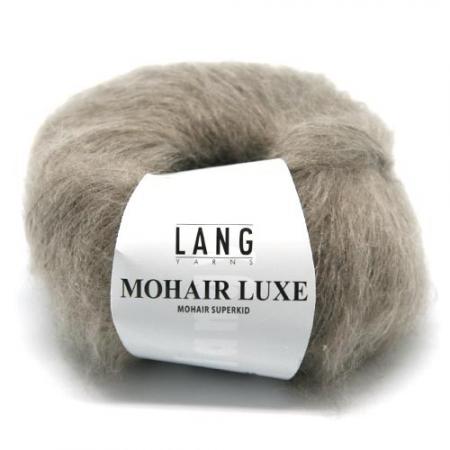 Пряжа Lang Yarns Mohair Luxe
