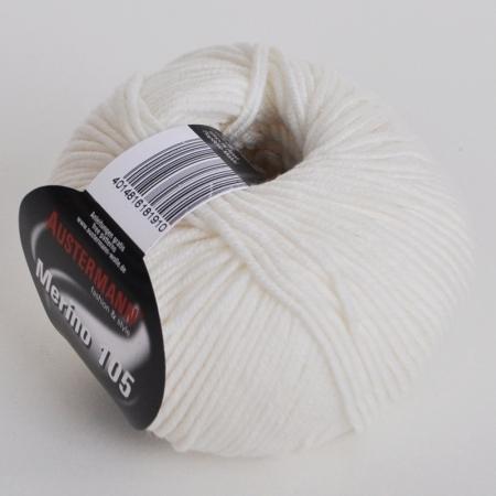 Пряжа для вязания и рукоделия Merino 105 (Austermann) цвет 310, 105