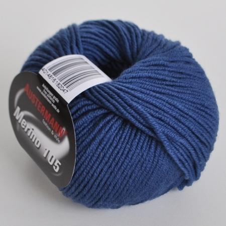 Пряжа для вязания и рукоделия Merino 105 (Austermann) цвет 323, 105