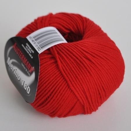 Пряжа для вязания и рукоделия Merino 160 (Austermann) цвет 203, 160
