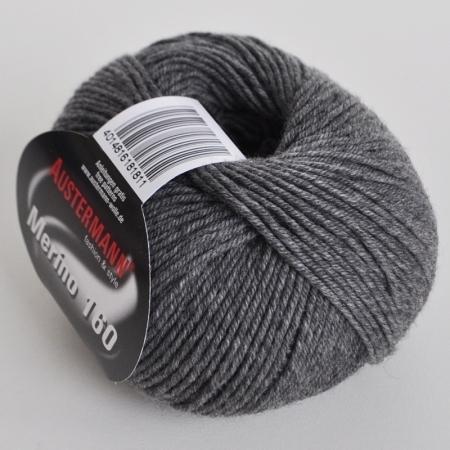 Пряжа для вязания и рукоделия Merino 160 (Austermann) цвет 229, 160