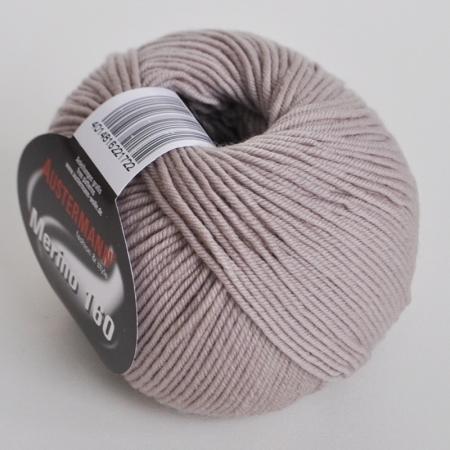 Пряжа для вязания и рукоделия Merino 160 (Austermann) цвет 237, 160
