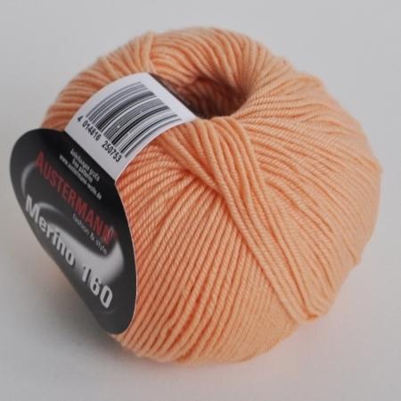 Пряжа для вязания и рукоделия Merino 160 (Austermann) цвет 245, 160