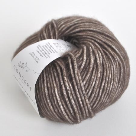 Пряжа для вязания и рукоделия Cotton Merino (Katia) цвет 105, 105 м