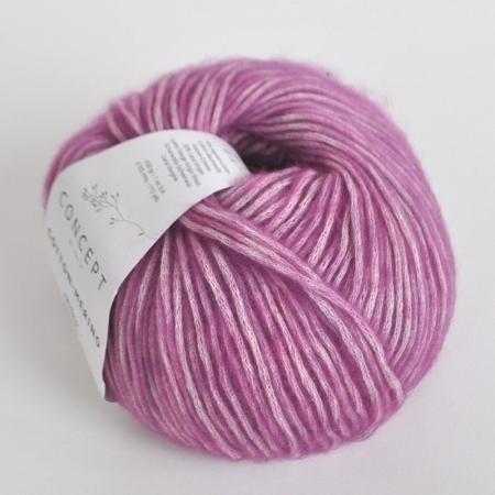 Пряжа для вязания и рукоделия Cotton Merino (Katia) цвет 117, 105 м