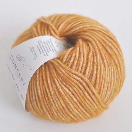 Пряжа для вязания и рукоделия Cotton Merino (Katia) цвет 121, 105 м