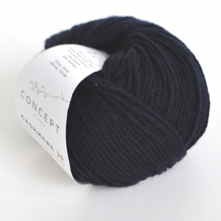 Пряжа для вязания и рукоделия Cashmere 30 (Katia) цвет 210, 94 м