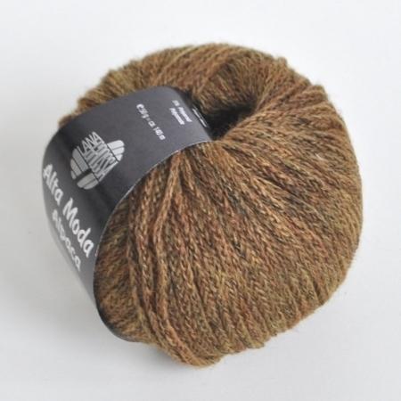 Пряжа для вязания и рукоделия Alta Moda Alpaca (Lana Grossa) цвет 50, 140 м