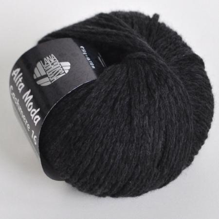 Пряжа для вязания и рукоделия Alta Moda Cashmere 16 (Lana Grossa) цвет 14, 110 м