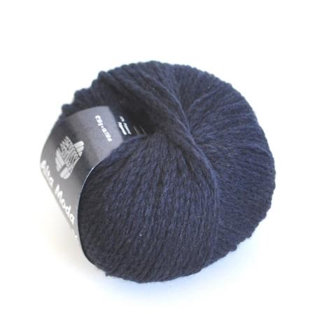 Пряжа для вязания и рукоделия Alta Moda Cashmere 16 (Lana Grossa) цвет 11, 110 м