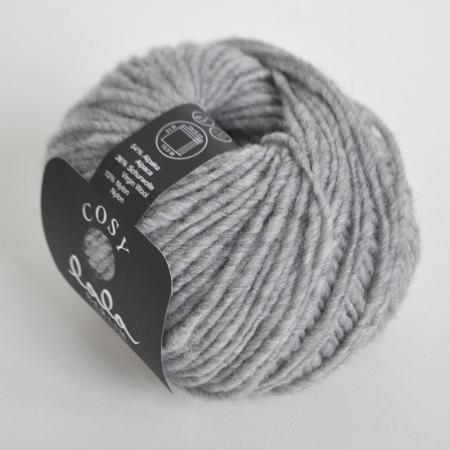Пряжа для вязания и рукоделия Lala Berlin Cosy (Lana Grossa) цвет 02, 105 м