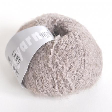 Пряжа для вязания и рукоделия Doudou (Lang Yarns) цвет 0026, 155 м