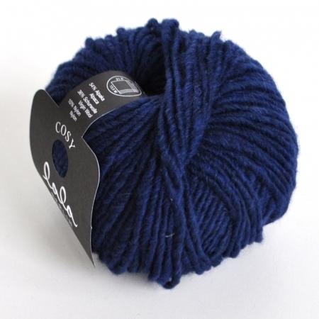 Пряжа для вязания и рукоделия Lala Berlin Cosy (Lana Grossa) цвет 0020, 105 м