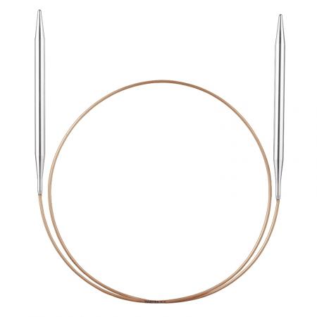 Спицы для кругового вязания 105-7, 100 см / 5 мм