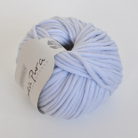 Пряжа для вязания и рукоделия Cashsilk (Lana Grossa) цвет 39, 75 м