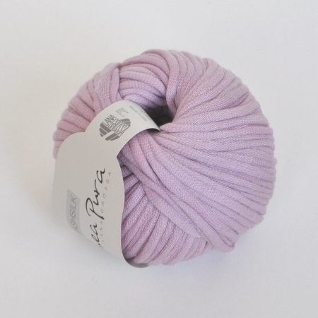 Пряжа для вязания и рукоделия Cashsilk (Lana Grossa) цвет 40, 75 м