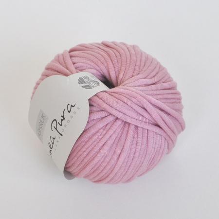 Пряжа для вязания и рукоделия Cashsilk (Lana Grossa) цвет 49, 75 м