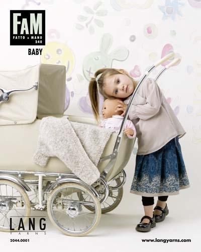 Журнал Lang Yarns FAM 240 Baby (Lang Yarns)