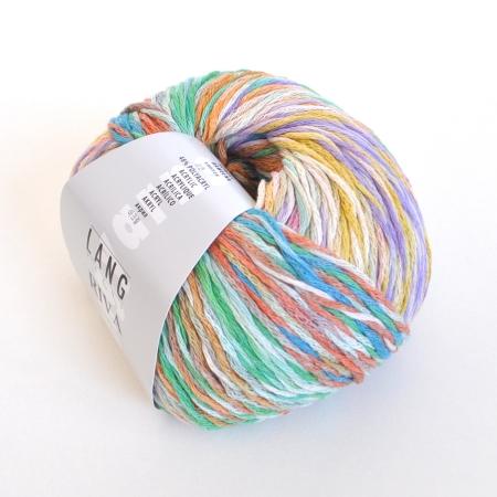 Пряжа для вязания и рукоделия Riva (Lang Yarns) цвет 0016, 105 м