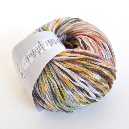 Пряжа для вязания и рукоделия Riva (Lang Yarns) цвет 0028, 105 м
