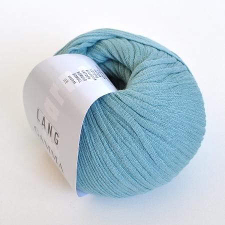 Пряжа для вязания и рукоделия Gamma (Lang Yarns) цвет 0072, 165 м