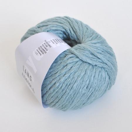 Пряжа для вязания и рукоделия Amira (Lang Yarns) цвет 0072, 100 м