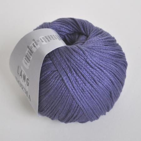 Пряжа для вязания и рукоделия Norma (Lang Yarns) цвет 034, 135 м
