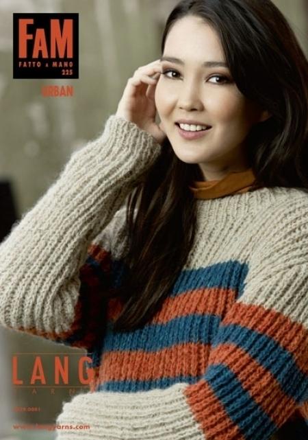 Журнал Lang Yarns FaM № 225 Urban (Lang Yarns)