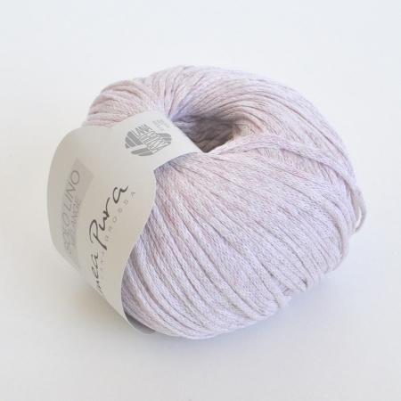Пряжа для вязания и рукоделия Solo Lino Melange (Lana Grossa) цвет 106, 105 м
