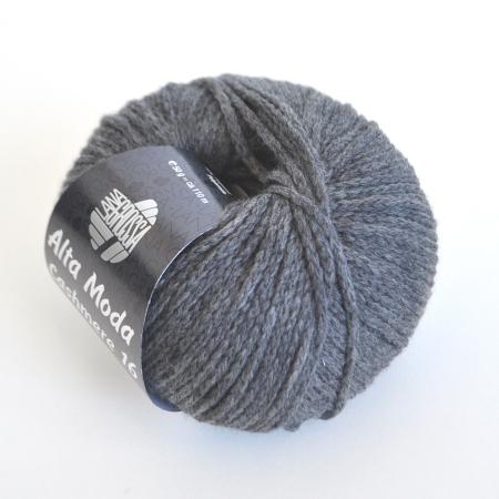 Пряжа для вязания и рукоделия Alta Moda Cashmere 16 (Lana Grossa) цвет 13, 110 м