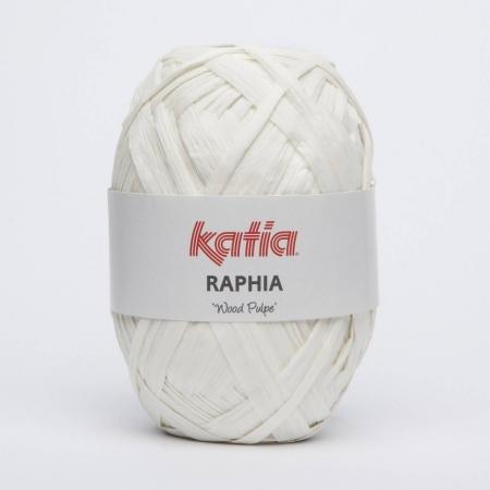 Пряжа для вязания и рукоделия Raphia (Katia) цвет 81, 115 м