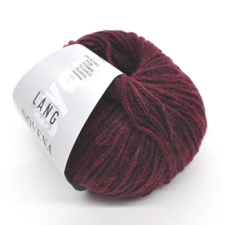 Пряжа для вязания и рукоделия Novena (Lang Yarns) цвет 0065, 110 м