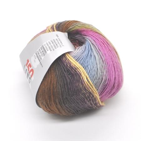 Пряжа для вязания и рукоделия Mille Colori Baby (Lang Yarns) цвет 0052, 190 м