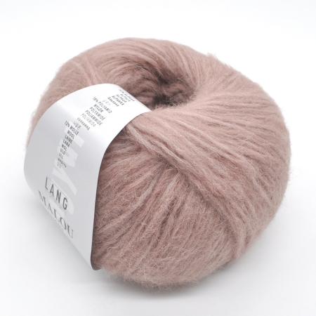 Пряжа для вязания и рукоделия Malou Light (Lang Yarns) цвет 0148, 190 м