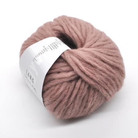 Пряжа для вязания и рукоделия Malou (Lang Yarns) цвет 0148, 65 м