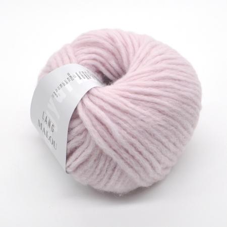 Пряжа для вязания и рукоделия Malou (Lang Yarns) цвет 0009, 65 м